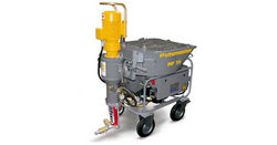 SPRAY PLASTERING MACHINE from ACE CENTRO ENTERPRISES