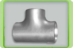 Steel Reducing Tee from SIDDHAGIRI METALS & TUBES