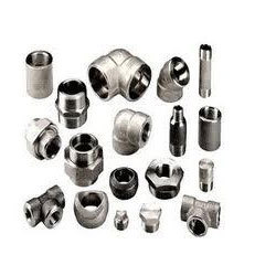 Stainless Steel Screwed And Forged Fittings from RAJSHREE OVERSEAS