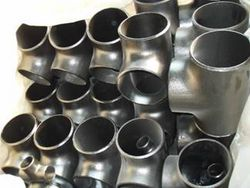 Cabon Steel Pipe Fittings from RAJSHREE OVERSEAS