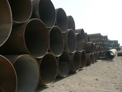 STEEL PIPE from DELTA GULF TRADING GROUP