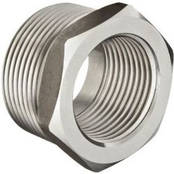 Stainless Steel 304L Class 6000 Bushing from VARDHAMAN ENGINEERING CORPORATION