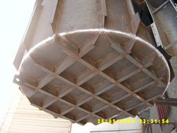 Hot Rolled Structural steel fabrication