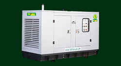 Diesel Generators from TECHNICAL RESOURCES EST
