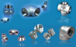 FORGED FITTINGS from AVESTA STEELS & ALLOYS