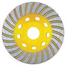 TURBO GRINDING WHEEL from EXCEL TRADING COMPANY L L C