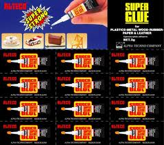 SUPER GLUE from EXCEL TRADING COMPANY - L L C