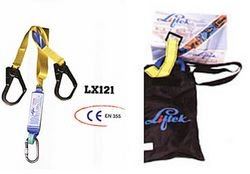 LIFTEK LX500 LIFTEK LX121 SAFETY HARNESS from GULF SAFETY EQUIPS TRADING LLC