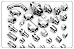 FORGED FITTINGS in Saudi from RIDDHI SIDDHI INTERNATIONAL