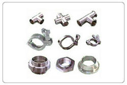 DAIRY FITTINGS  in Dubai from RIDDHI SIDDHI INTERNATIONAL
