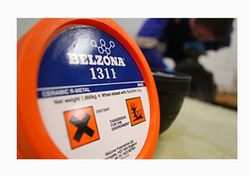 BELZONA 1311 CERAMIC R-METAL  from GULF SAFETY EQUIPS TRADING LLC