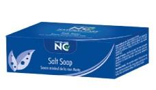 Salt-soap