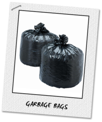 Plastic Garbage Bags in UAE from AL BARSHAA PLASTIC PRODUCT COMPANY LLC