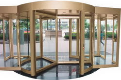 Automatic door repairs and installation in dubai from GRAND WELL TECHNICAL SERVICES LLC