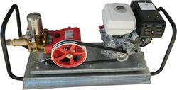 Pressure Testing Pump