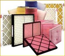 Air Filters  from CHAMPION FILTERS MANUFACTURING COMPANY