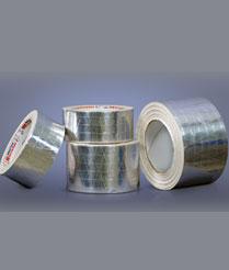 REINFORCED ALUMINIUM TAPE (Foil Scrim Kraft Tape) from GULF SAFETY EQUIPS TRADING LLC