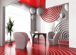 Decorative painting contractor dubai uae from GRAND WELL TECHNICAL SERVICES LLC