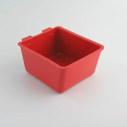 Plastic Feeding Cup for Birds in UAE from AL BARSHAA PLASTIC PRODUCT COMPANY LLC