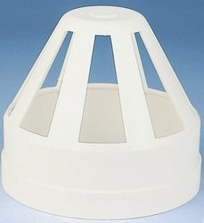 PVC Pipe Fitting Water Drainage cap in UAE from AL BARSHAA PLASTIC PRODUCT COMPANY LLC