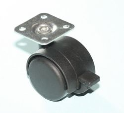 NYLON CASTER WHEEL from GULF SAFETY EQUIPS TRADING LLC