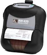 RW Series Zebra Mobile Printer from SIS TECH GENERAL TRADING LLC