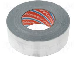 Silver Duct Tape from SIS TECH GENERAL TRADING LLC