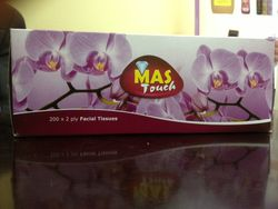 Facial Tissue from AL MAS CLEANING MAT. TR. L.L.C