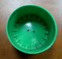 Plastic Heavy Duty Caps Inner shape for pipe  from AL BARSHAA PLASTIC PRODUCT COMPANY LLC