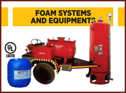Foam Systems and Equipments from SFFECO GLOBAL FZE