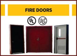 Fire Door Ul, Ulc Sffeco