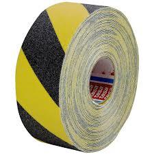 Antislip Tape -  Black & Yellow  from SIS TECH GENERAL TRADING LLC