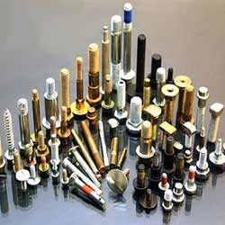 Industrial Fasteners from NAVSAGAR STEEL & ALLOYS