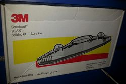 3M SCOTCHCAST 90-A 01 , 3M SPLICING KIT from GULF SAFETY EQUIPS TRADING LLC