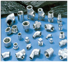 FORGED & SCREWED FITTINGS from JAINEX METAL INDUSTRIES