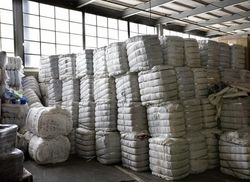 White Cotton Rags  from GULF SAFETY EQUIPS TRADING LLC