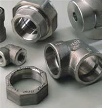 Stainless Steel Forged Fittings from ARIHANT STEEL CENTRE