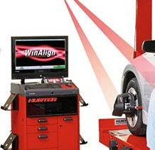 Wheel Alignment And Wheel Balancing from AL DARWISH TYRES AND OIL
