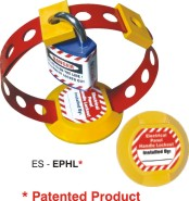 LOCKOUT TAGOUT DUBAI(Electrical Panel Handle) from GULF SAFETY EQUIPS TRADING LLC