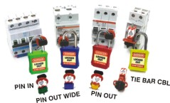 LOCKOUT TAGOUT DUBAI(Conventional Circuit Breaker) from GULF SAFETY EQUIPS TRADING LLC