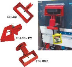 LOCKOUT TAGOUT DUBAI(LARGE Circuit Breaker Lockout from GULF SAFETY EQUIPS TRADING LLC