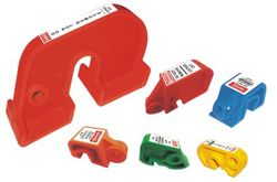 LOCKOUT TAGOUT DUBAI(Combo Circuit Breaker Lockout from GULF SAFETY EQUIPS TRADING LLC