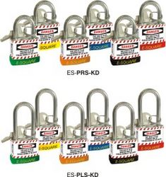 LOCKOUT TAGOUT DUBAI(Padlock  Lockout) from GULF SAFETY EQUIPS TRADING LLC