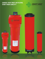 FILTERS  AIR , GAS & OIL from CONCEPT ELECTRONEUMATICS PVT. LTD