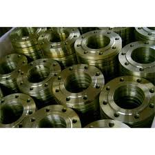 carbon steel flange from NAVSAGAR STEEL & ALLOYS