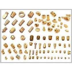 Brass Turned Parts from SANGHVI OVERSEAS