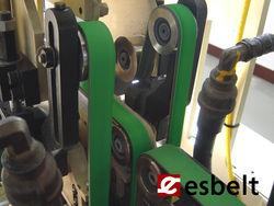Transmission belts from PRINTECH MIDDLE EAST LLC