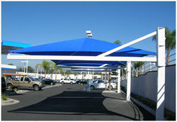 Car Parking Shades from ANDONA INTERIORS LLC