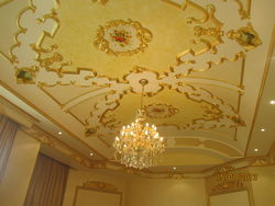Ceiling Design from HERITAGE PALACE DECOR CONT.LLC