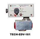 Automatic Drain Valves - TECH-EDV-161 from CONCEPT ELECTRONEUMATICS PVT. LTD